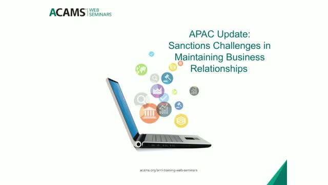 APAC Update: Sanction Challenges in Maintaining Business Relationships