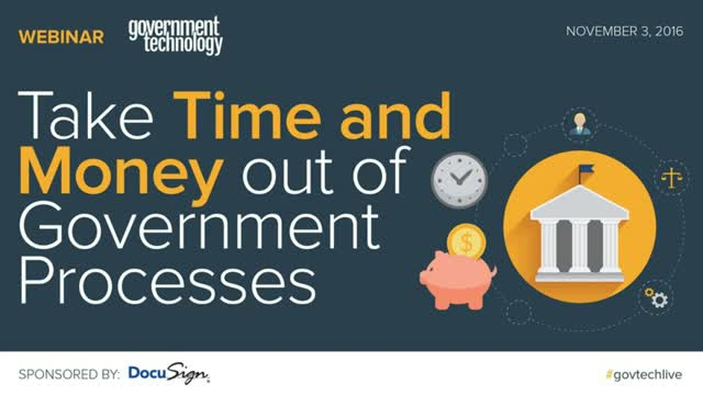 Government Technology: Taking Time & Money out of the Modernization Process