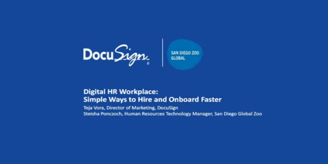 Digital HR Workplace: Simple Ways to Hire and Onboard Faster