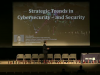 Strategic trends in Cybersecurity - and security