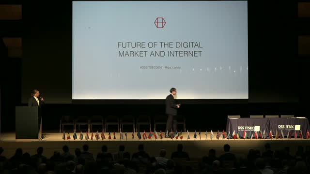 Future of the digital market and internet