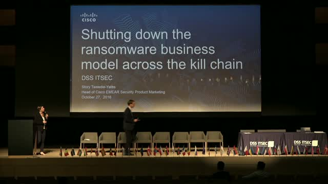 Shutting down ransomware business model across the kill chain