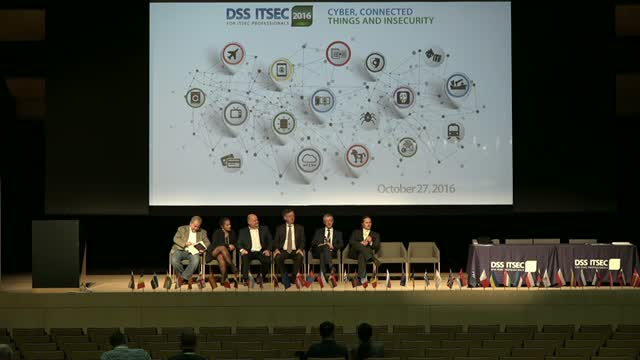DSS ITSEC 2016 Panel Discussion