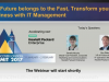 The Future belongs to the Fast, Transform your Business with IT Management