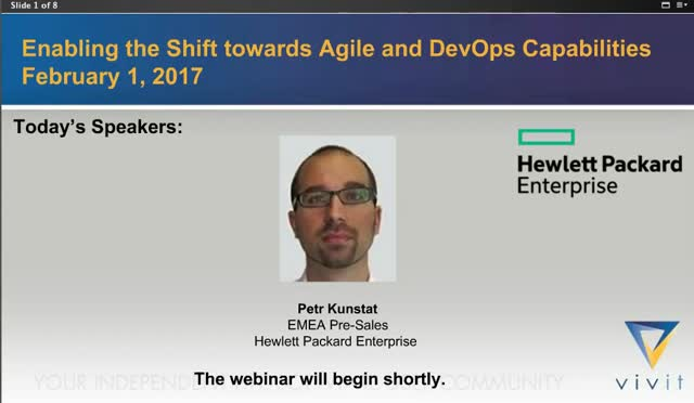 Enabling the Shift towards Agile and DevOps Capabilities