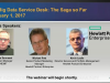 The Big Data Service Desk: The Saga so Far