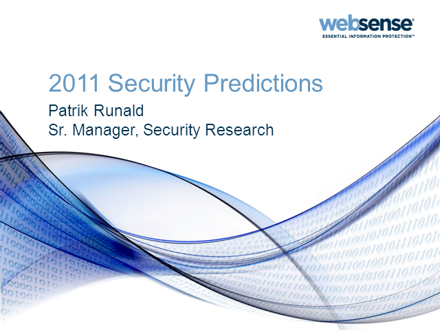 SC Summit: A Look At The Year Ahead In Online Security?