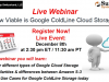 How Viable is Google ColdLine Cloud Storage?