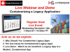 Proving It! A step by step Demo: Containerizing Legacy Applications