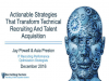 Actionable Strategies That Transform Technical Recruiting And Talent Acquisition