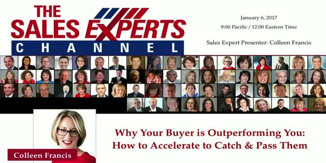 Why Your Buyer is Outperforming You