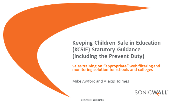 Keeping Children Safe in Education–how to comply from an ICT perspective