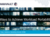 3 Ways to Achieve Workload Portability