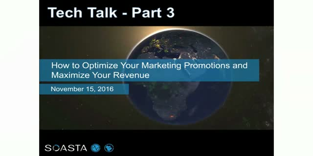 How to Optimize Your Marketing Promotions to Maximize Revenue