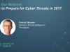 How to Prepare for Cyber Threats in 2017
