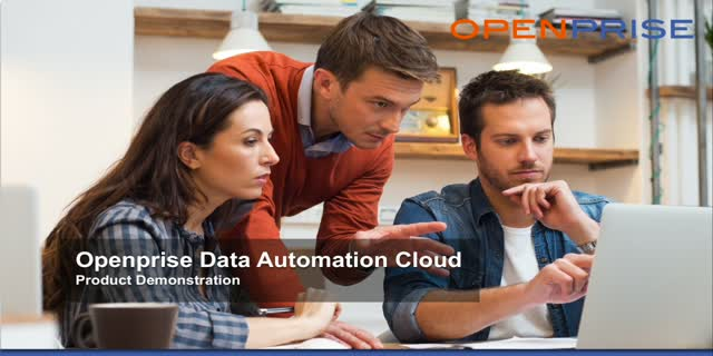 Improve Marketing & Sales Data Quality: Openprise Data Automation Demo