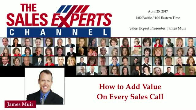 How to Add Value On Every Sales Call