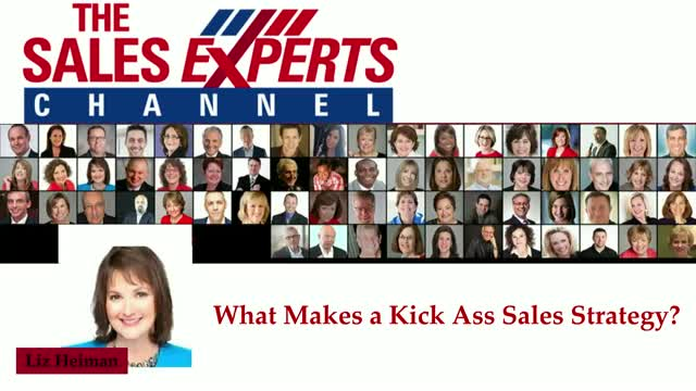 What Makes a Kick Ass Sales Strategy?