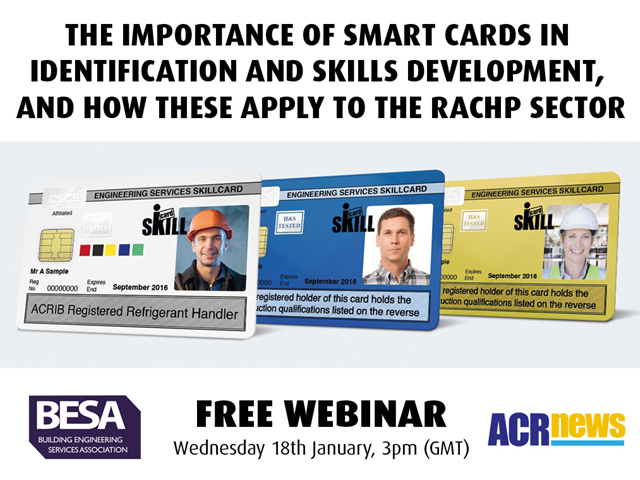 The importance of smart cards in identification and skills development