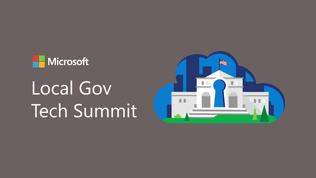 Microsoft CISO: Security in Practice [Local Gov Tech Summit]