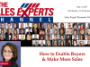 How to Enable Buyers & Make More Sales