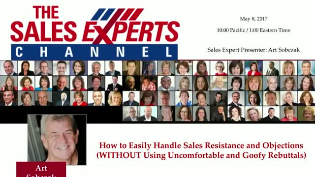 How to Easily Handle Sales Resistance and Objections
