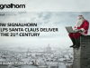 How Signalhorn helps St. Claus to deliver in the 21st century