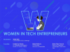 Women in Tech Entrepreneurs & Founders