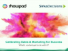 What's content got to do with it?  Calibrating sales & marketing for success