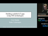 Building Scalable IoT Apps Using OSS Technologies