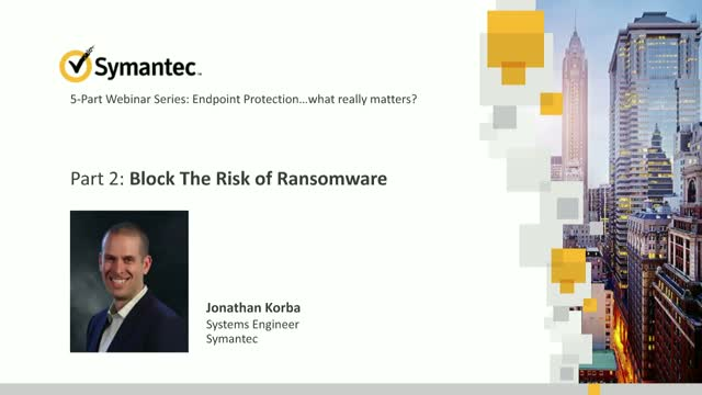 Block The Risk Of Ransomware