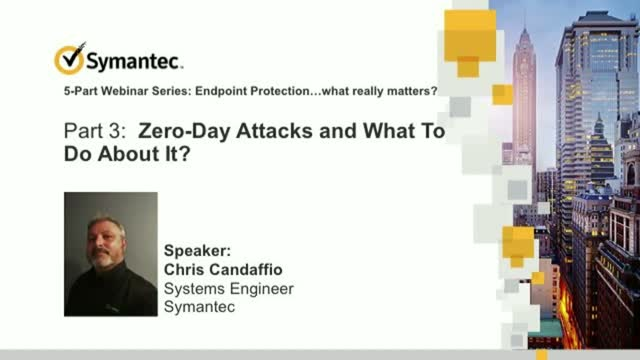 Zero-Day Attacks and What To Do About It?