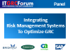 Integrating Risk Management Systems to Optimize GRC