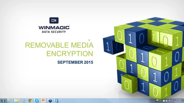 External Media: Threat to Enterprise Security Policy