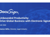 Increase Productivity & Take your Business Global with eSignatures