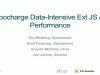 Turbocharge Data-Intensive Ext JS App Performance