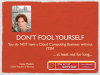 Don't Fool Yourself: You Don't Have a Cloud Business without ITSM
