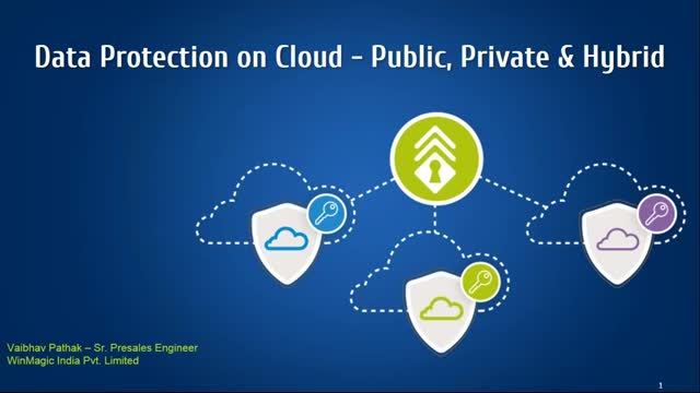 Spotlight on India: Data Protection on the Cloud – Public, Private and Hybrid
