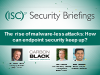 The Rise of Malware-less Attacks: How Can Endpoint Security Keep Up?