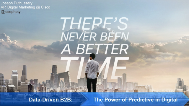 Data-Driven B2B: The Power of Predictive Intelligence