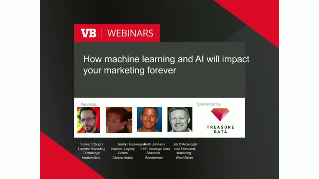 How machine learning and AI will impact your marketing forever