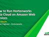 How to run Hortonworks Data Cloud on Amazon Web Services