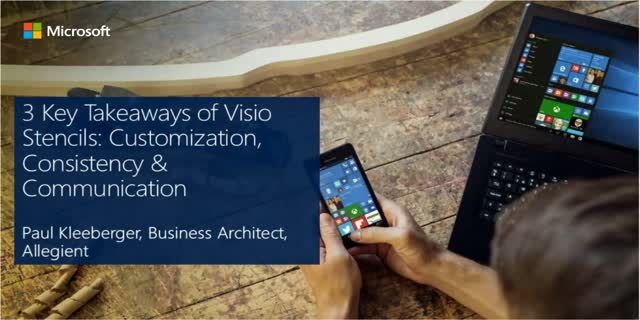 3 Key Takeaways of Visio Stencils: Customization, Consistency &  Communication