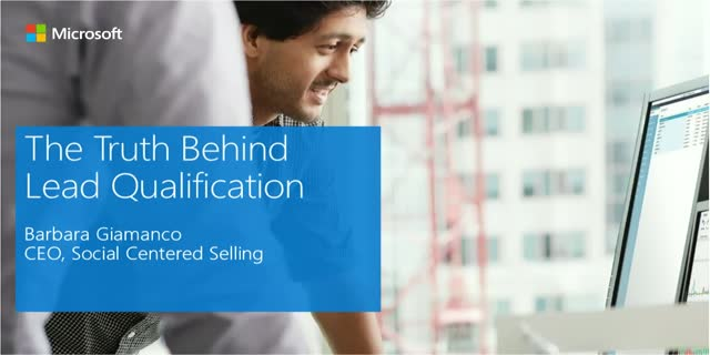 The Truth Behind Lead Qualification for Sales and Marketing Alignment