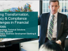 Solving Transformation, Privacy & Compliance Challenges in Financial Services