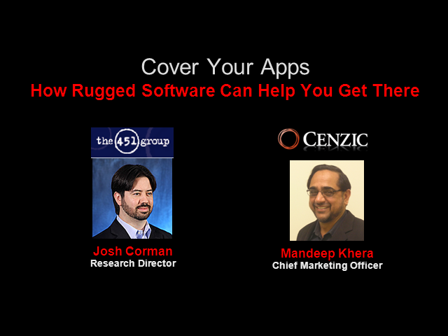 Cover All Your Apps - How Rugged Software Can Help You Get There