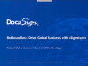 Be Boundless: Drive Global Business with eSignatures