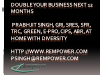 Double Your Business in the NEXT 12 Months