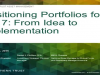 Positioning Portfolios for 2017: From Idea to Implementation – Mutual Fund