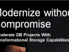 Tech Talk: Accelerate DB Projects With Transformational Storage Capabilities